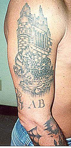 Bloods Tattoo Symbol