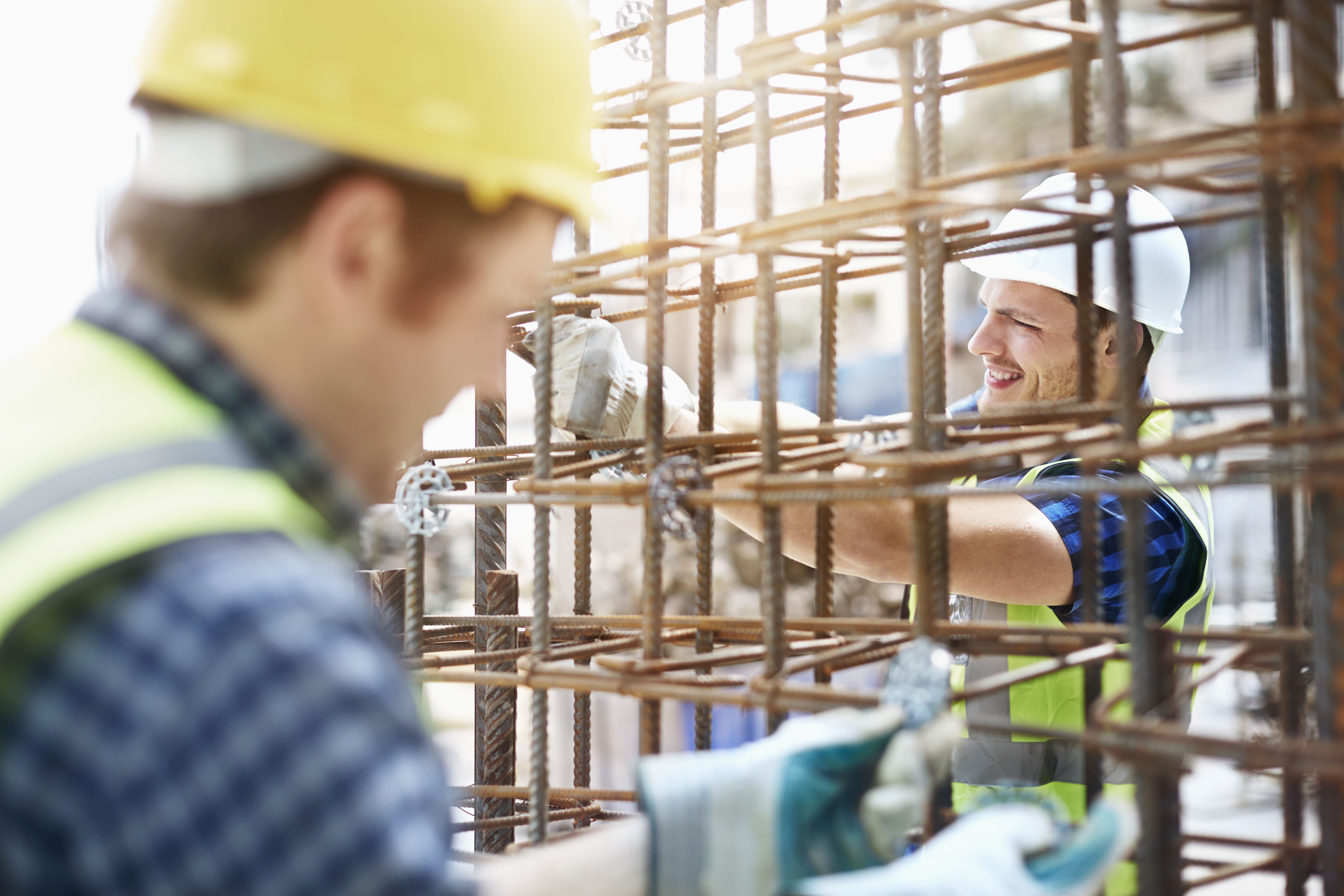 reinforcing iron and rebar worker career information
