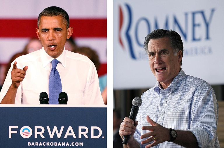 Spending on the 2012 presidential race between Barack Obama, left, and Mitt Romney exceed $2.6 billion and was the most expensive in U.S. history.