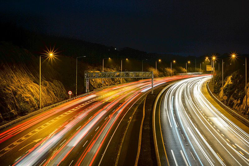 M50 at Night