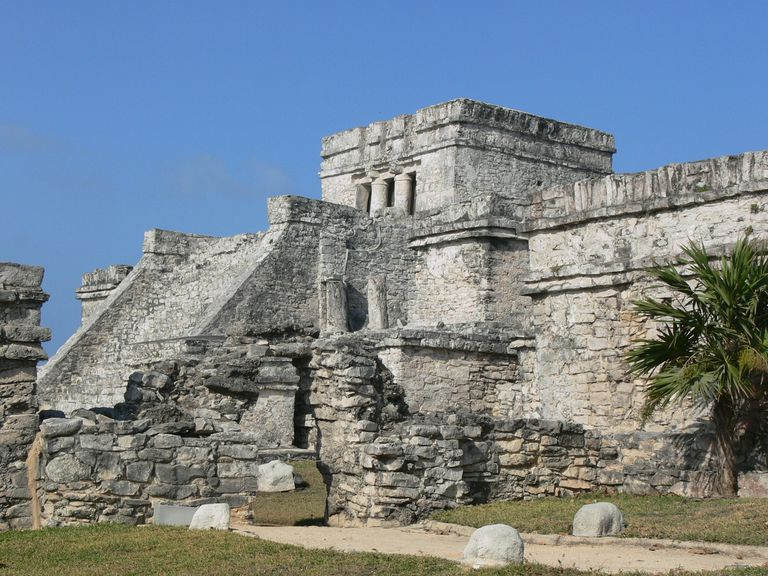 Modern Mayan Architecture