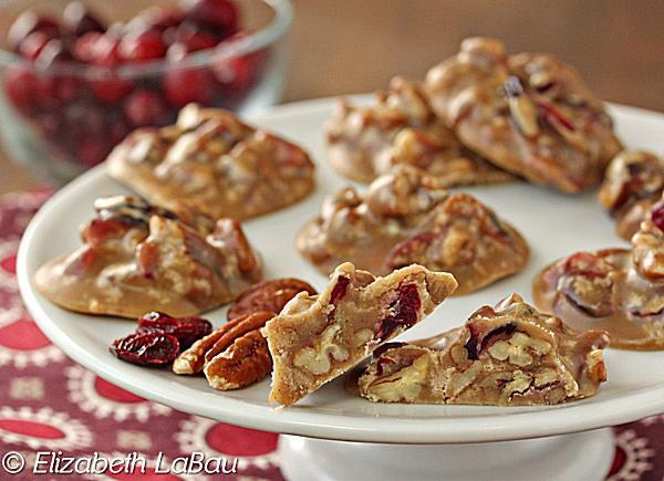 Cranberry Pralines
