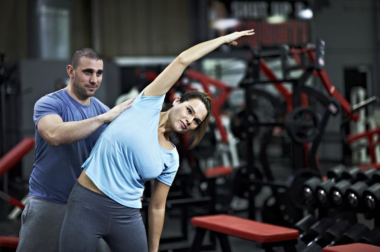 10 steps to becoming a personal trainer