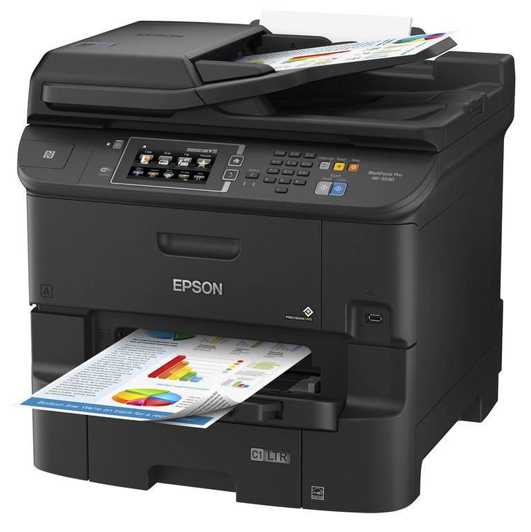 Epson's WorkForce Pro WF-6530 All-in-One Printer