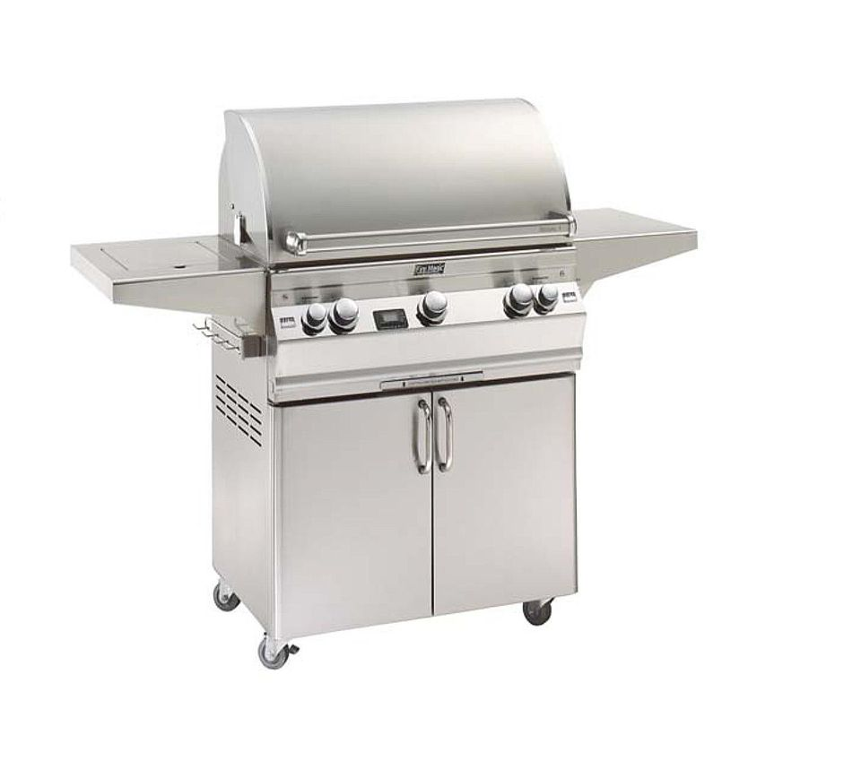Fire Magic Aurora A540 Gas Grill Review