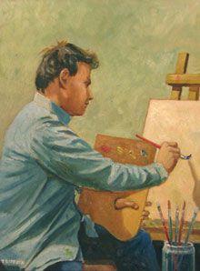 Self Portrait by Sir Mac