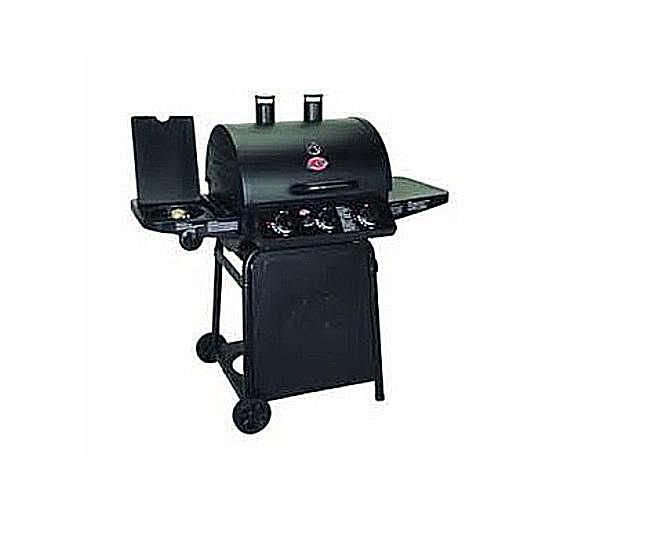 A Review Of Char Griller S Grillin Pro Model 3001 Gas Grill