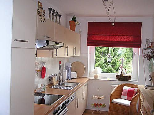 Simple Window Treatments for Kitchens
