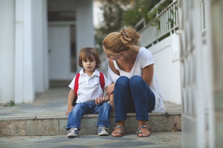 Make sure your child understands why you're saying no.