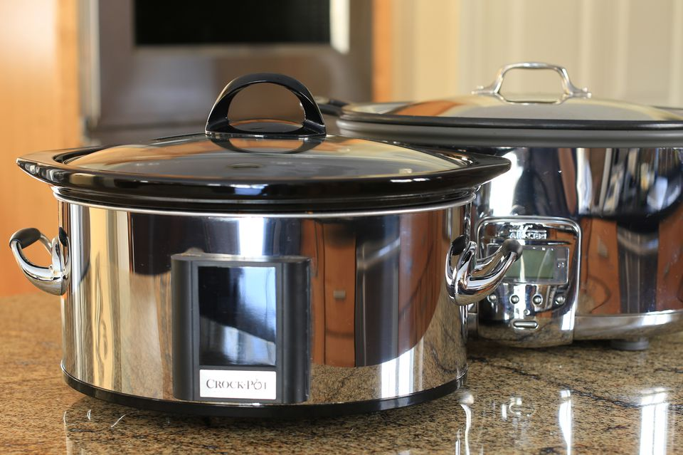 Slow Cooker and Crock-Pot