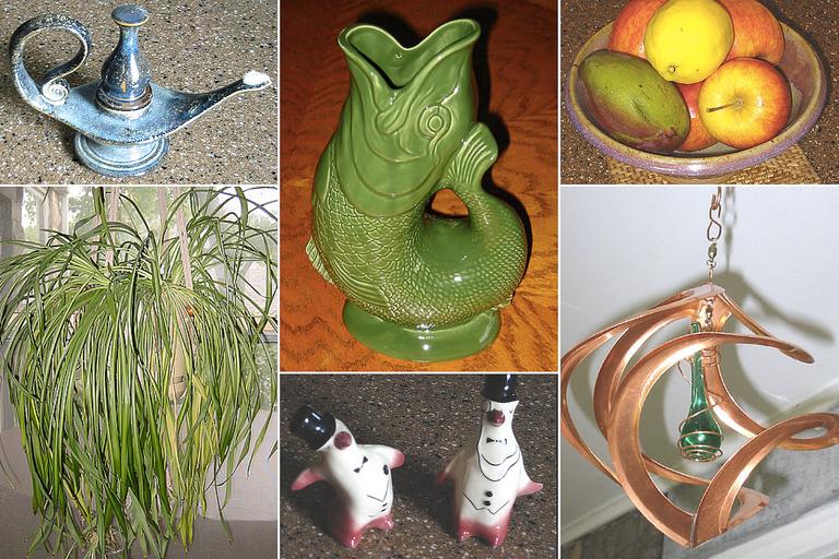 Feng Shui Cure Objects