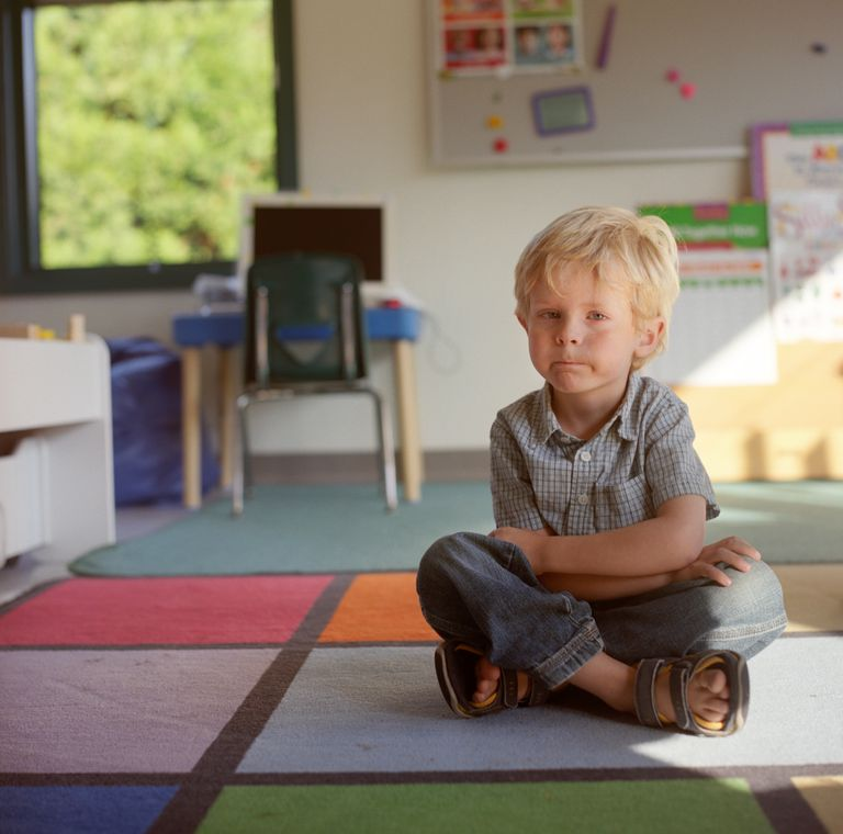 Children need to know expected behaviors
