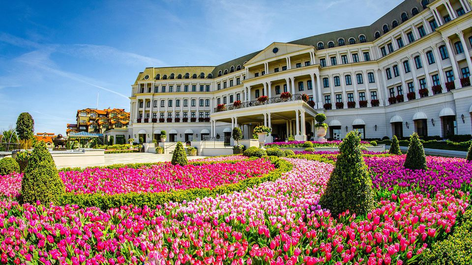 Nemacolin Woodlands Resort, Pennsylvania