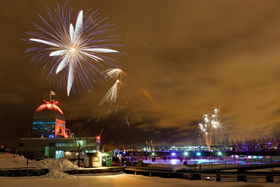 Montreal New Year's 2017-2018 Events