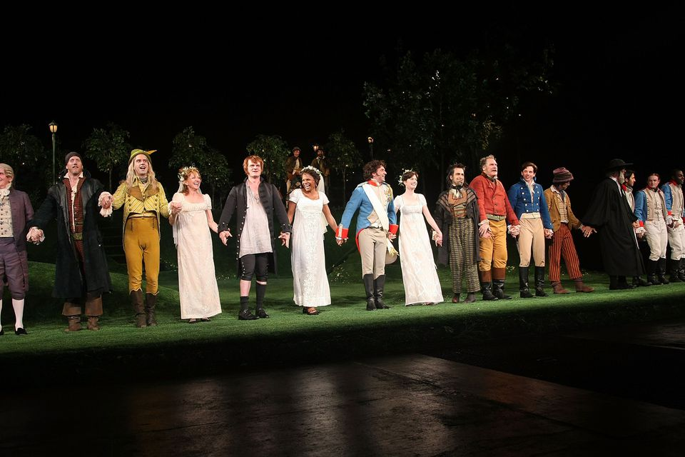 Shakespeare In The Park Opening Night Gala