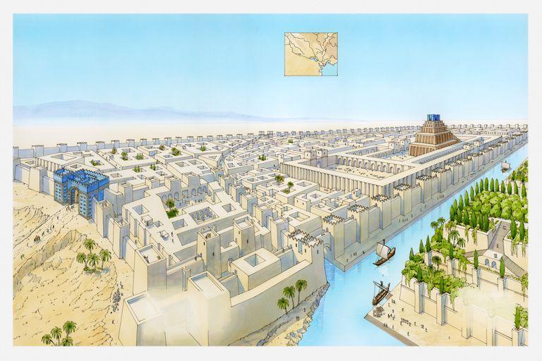 Babylon in the Bible