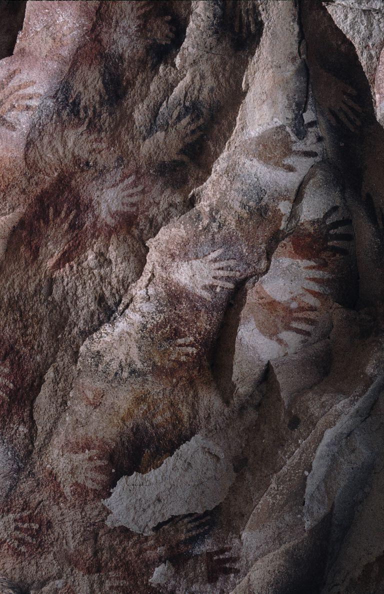 Wandmalereien, Cueva de las Manos