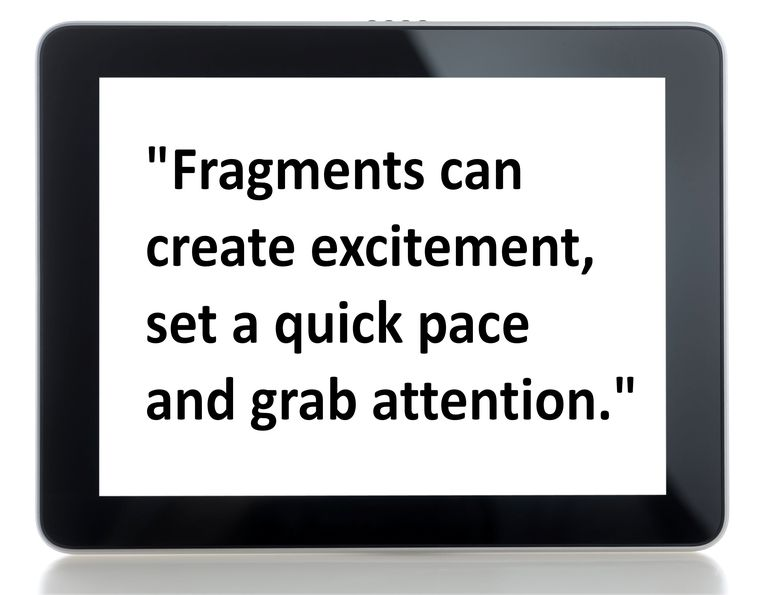 Definition And Examples Of Fragments