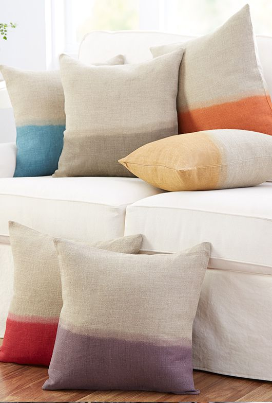10 Unbelievably Stylish Pillows For Outdoor Living