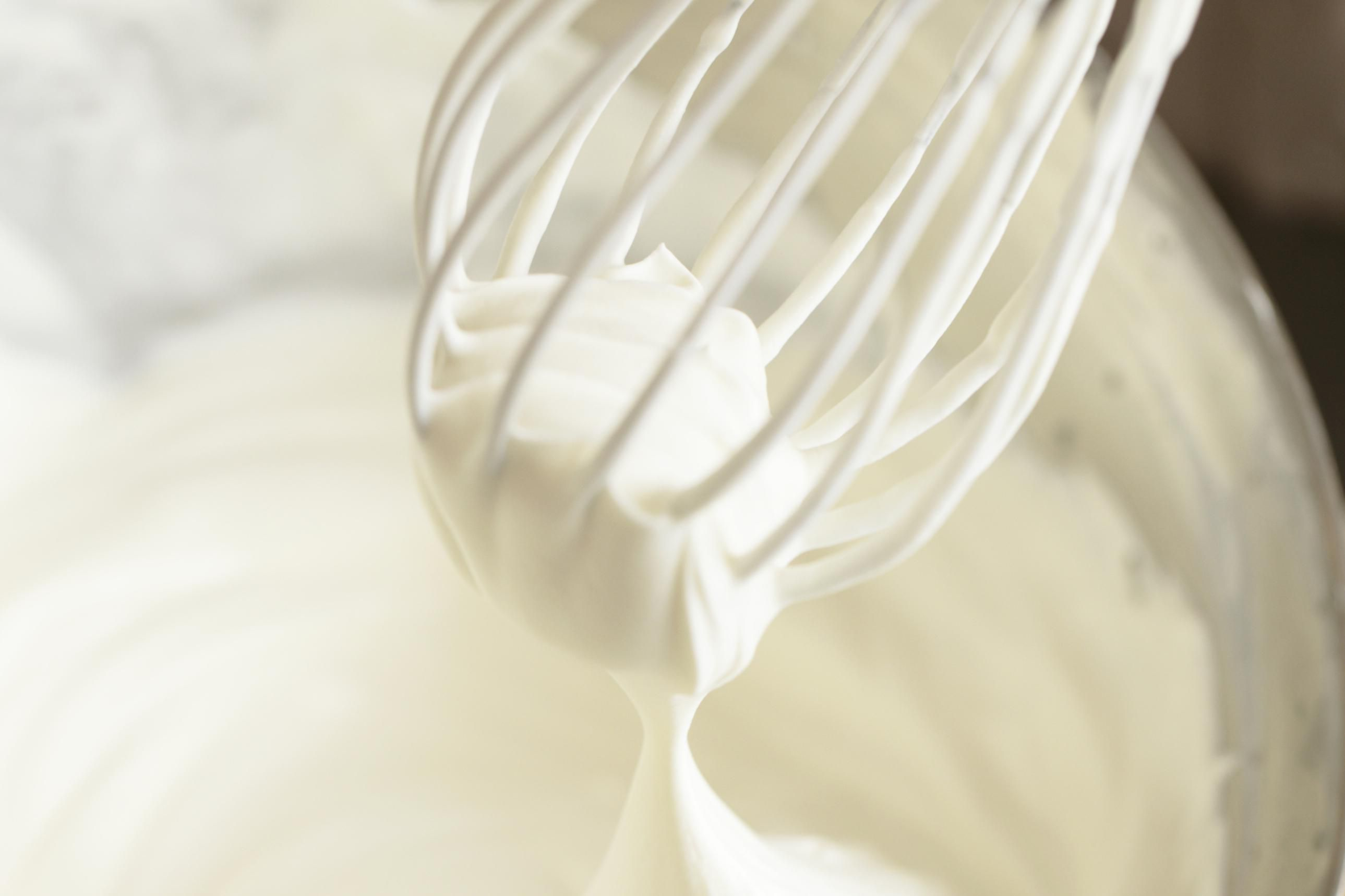 How To Make Perfect Whipped Cream
