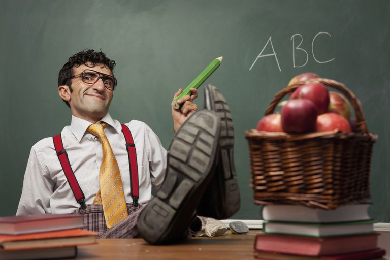 What can you do about a mean teacher?