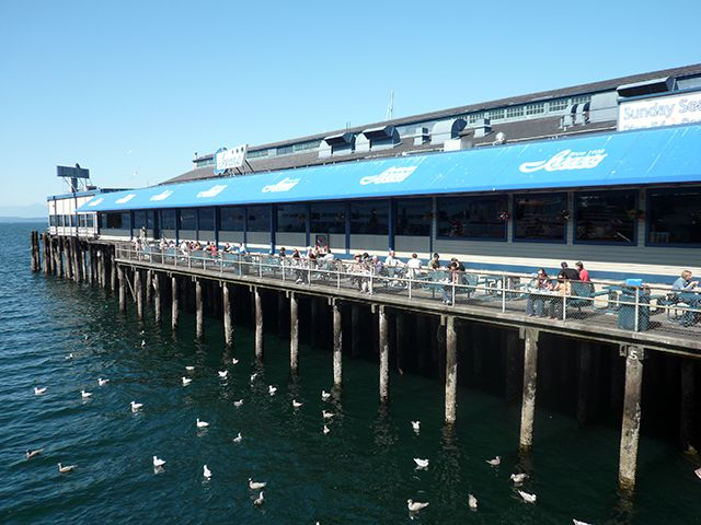 West Seattle Waterfront Restaurants