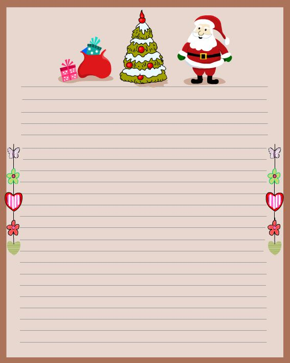 76 free christmas stationery and letterheads spiritdancerdesigns Images