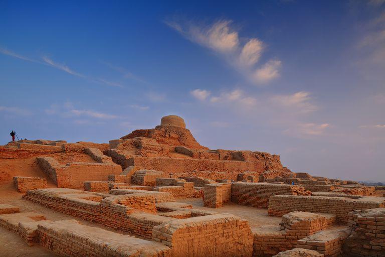 Archaeological Ruins of Mohenjo-Daro, Pakistan
