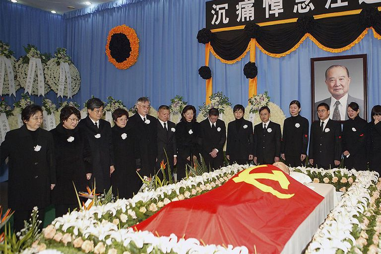 ARATS President Wang Daohan's Funeral Held In Shanghai
