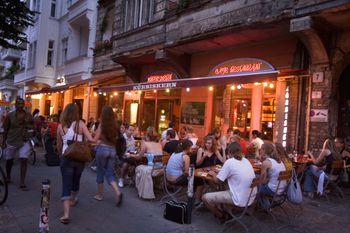 Best Cafes In Friedrichshain
