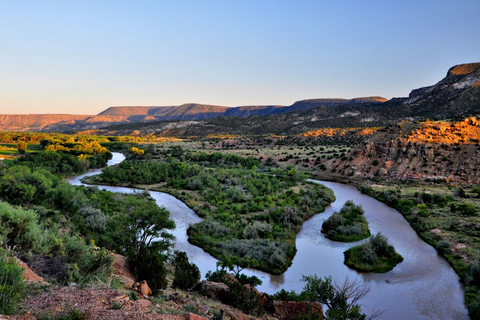 Chama river New Mexico