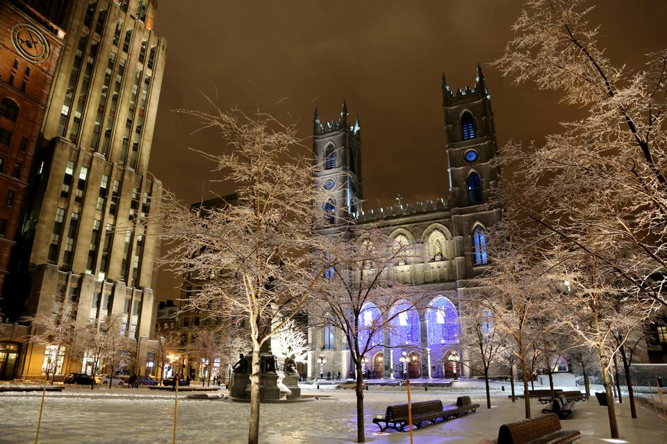 Montreal festivals in December 2017 include the following attractions, concerts, museum exhibits and more.