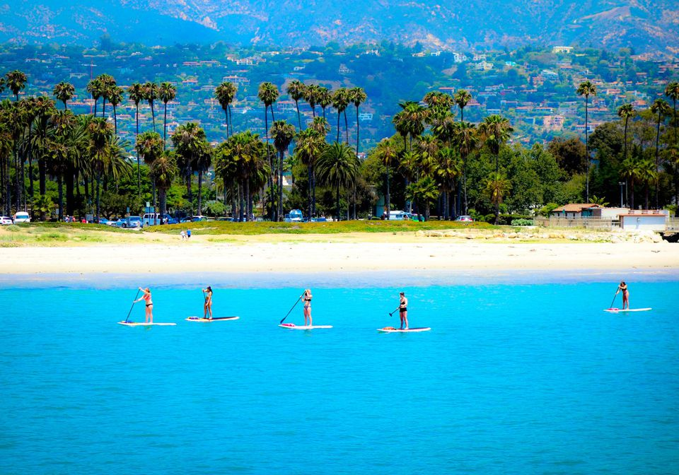 Santa Barbara with Kids