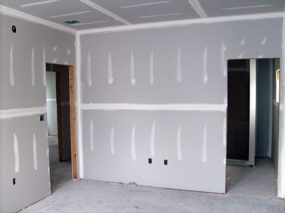 Basic Finishing Techniques For Drywall