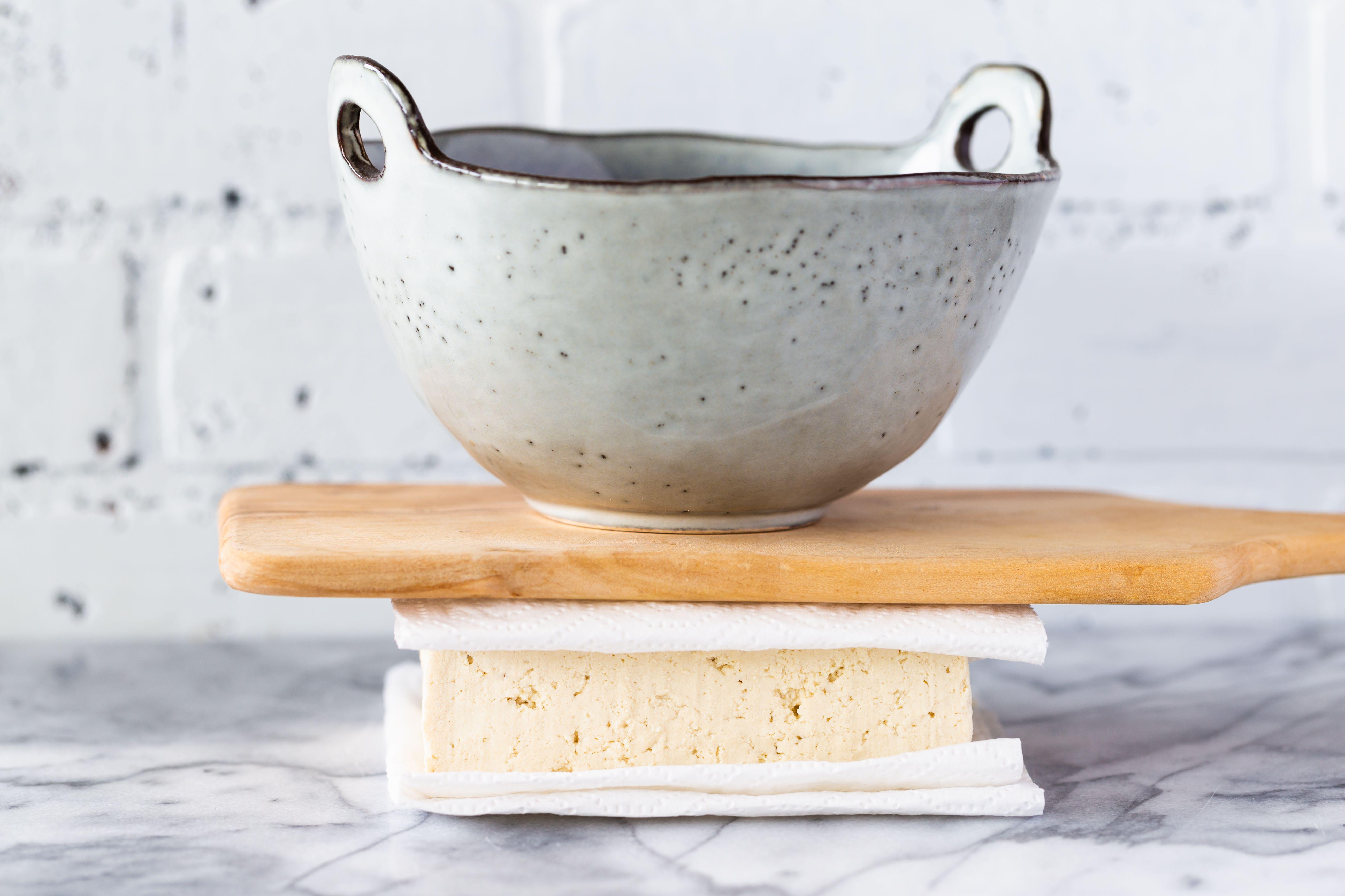 Easy Vegan Fried Tofu Recipe
