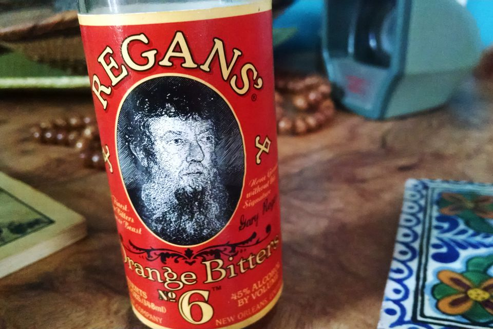 Regans' Orange Bitters No. 6 for Cocktails
