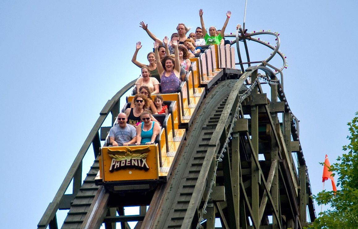 Amusement Parks And Theme Parks In Pennsylvania