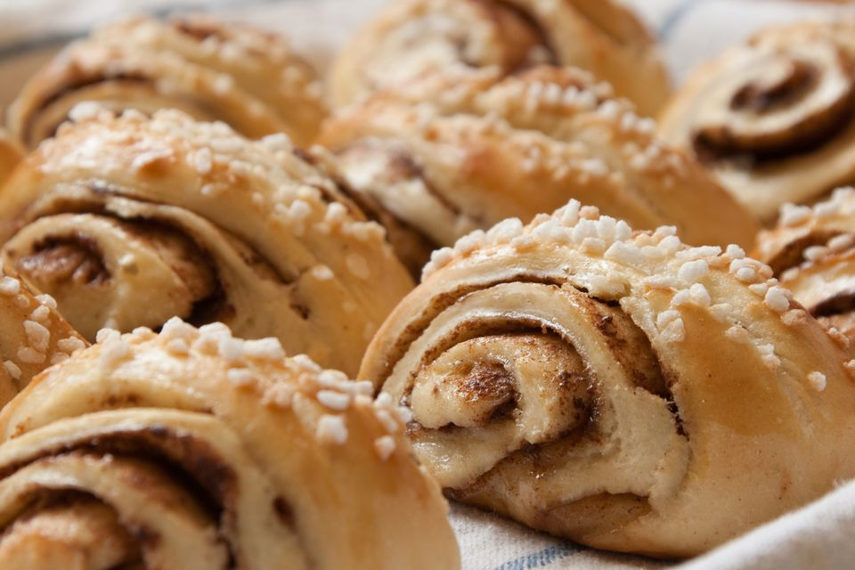 Traditional Finnish Cinnamon Rolls Juhahuiskonen Getty Images