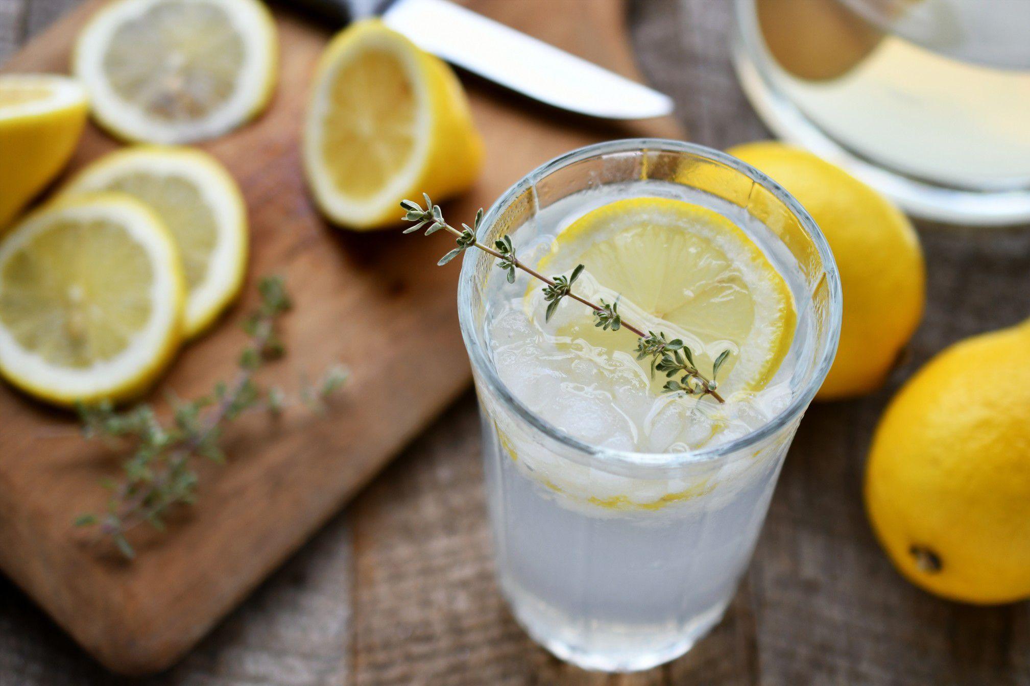 Homemade Agave Lemonade Recipe