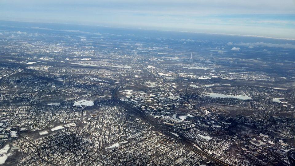 Detroit in March