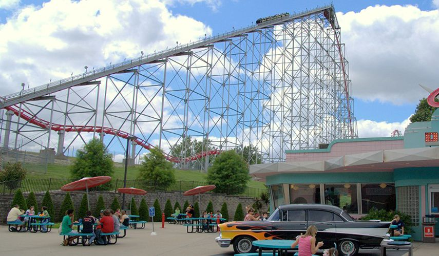 Worlds of Fun in Missouri