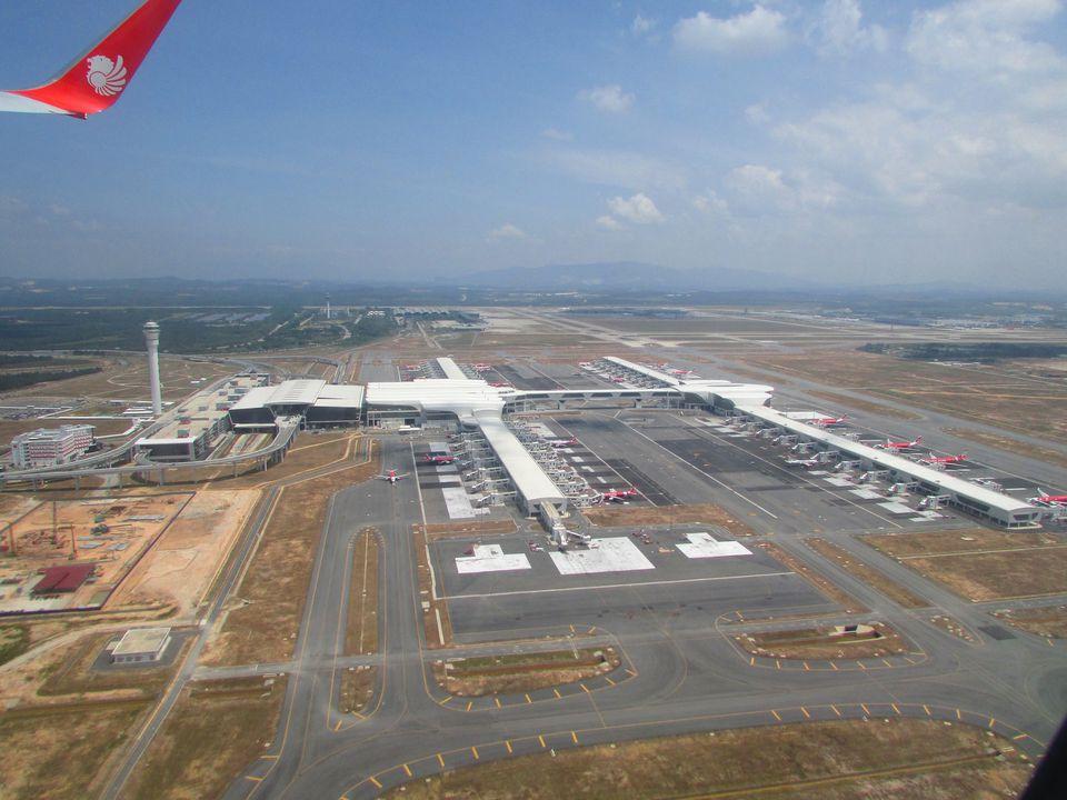 KLIA2 Airport Kuala Lumpur
