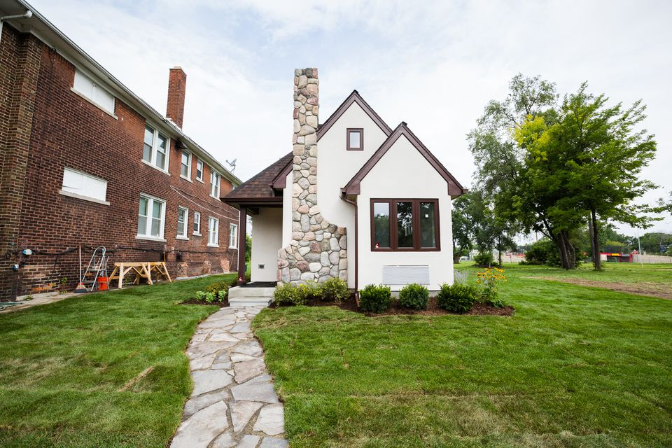 Detroit Tiny House Community