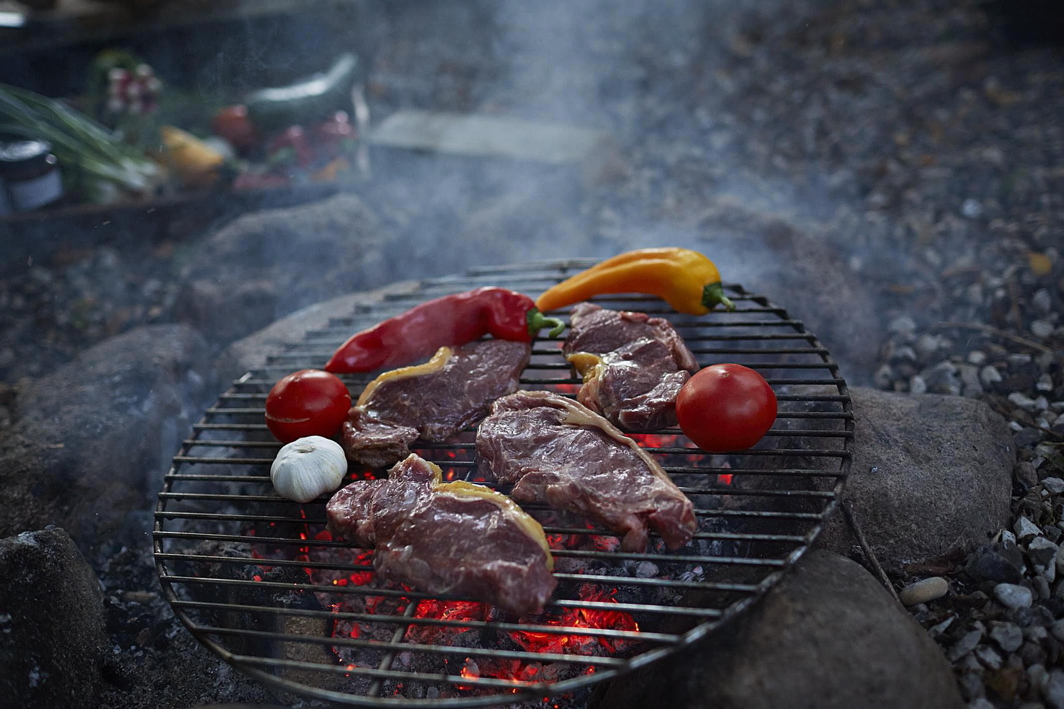 build your own backyard barbecue