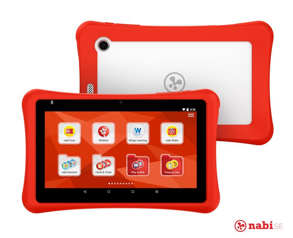 Mattel nabiSE kids tablet