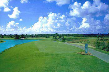 The Abacoa Golf Club, Jupiter, Florida