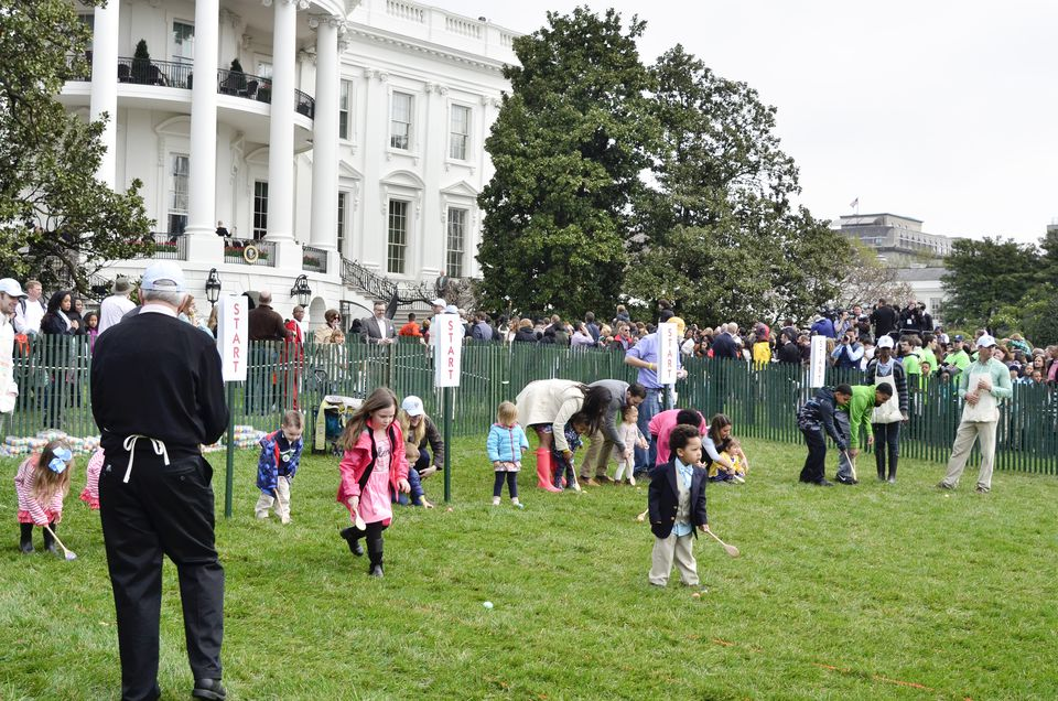 2016 White House Easter Egg Roll