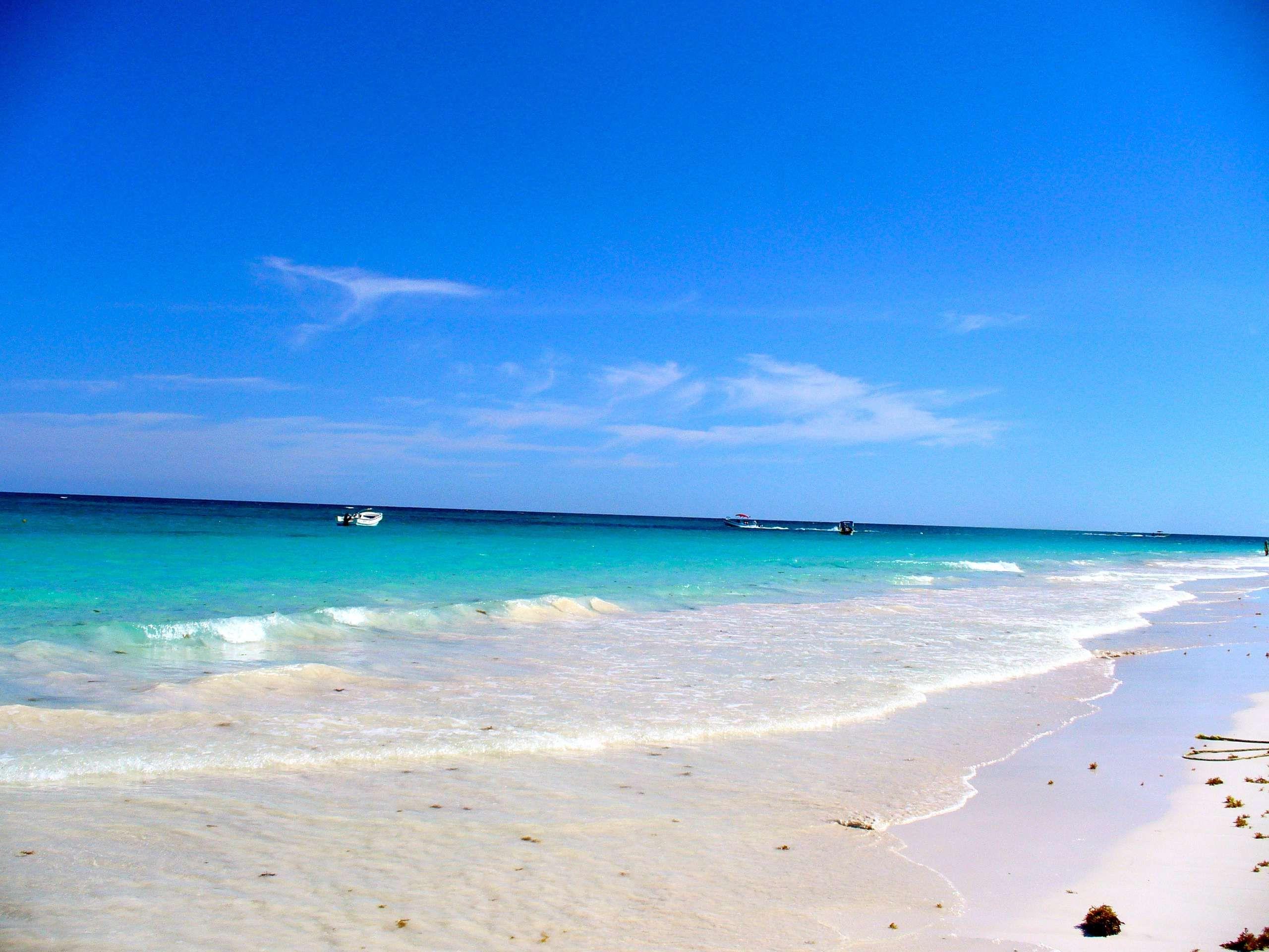 Las playas más románticas de México