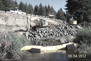 Turbidity barrier