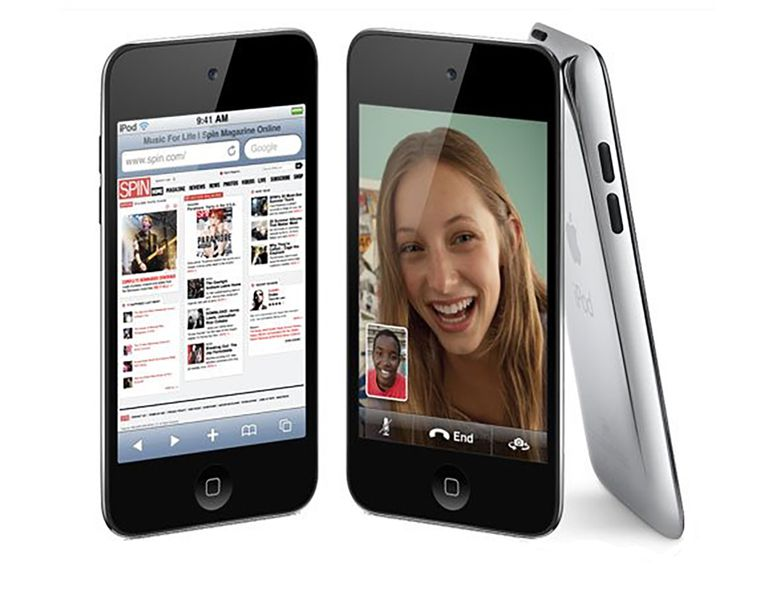 4th Gen. iPod touch